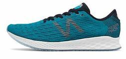 New Balance Men's Fresh Foam Zante Pursuit Shoes Blue With B