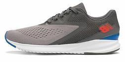 New Balance Men's Fuel Core Vizo Pro Run Shoes Grey with Blu