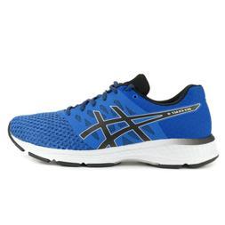 ASICS Men's GEL-Exalt 4 Blue/Black Running Shoes T7E0N.4390