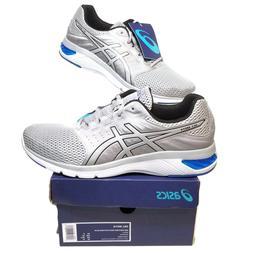 ASICS Men's Gel-Moya Running Shoes Mid Grey/Victoria Blue Si