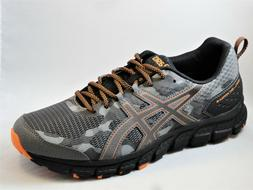 Men's Asics GEL-SCRAM 4 1011A045/020 Carbon Lava Trail Runni