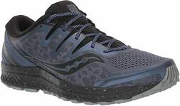 Saucony Men's Guide ISO 2 TR Running Shoe, Slate/Blue, 10 D