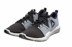 Reebok Men's Hydrorush TR Athletic Running Shoes Grey & Blac