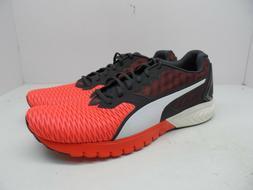 Puma Men's Ignite Dual Athletic Running Shoes Red Blast/Asph