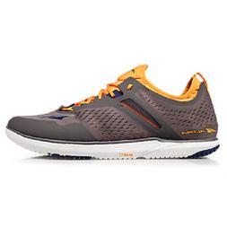 Men's Altra Kayenta Zero Drop Running Shoes - Gray/Orange