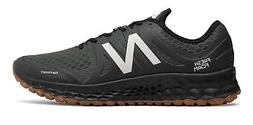New Balance Male Men's Kaymin Trail Mens Running Shoes Black