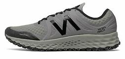 New Balance Male Men's Kaymin Trail Mens Running Shoes Grey