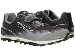 Altra Men's King MT 1.5 US 10 M Black Nylon Trail Running Sn