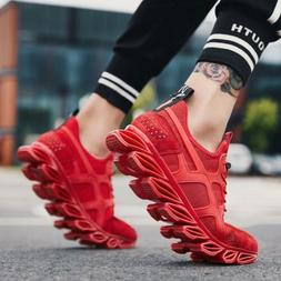 Men's Knit Running Korea Casual Athletic Sneakers Gym Workou