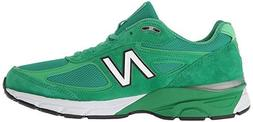 New Balance Men's M990NG4 Running Shoes Green 990v4 Brand Ne