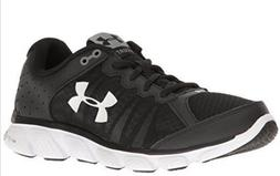 Under Armour Men's Micro G Assert 6 -  Running Shoes Black