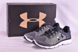 Men's Under Armour Micro G Assert 6 Running Shoes Graphite/A