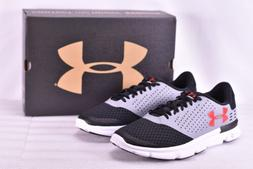 Men's Under Armour Micro G Speed Swift Running Shoes Grey/Bl