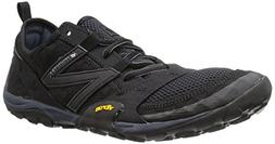 New Balance Men's MT10V1 Minimus Trail Running Shoe, Black/S