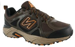NEW BALANCE MEN'S MT481WC3 4E WIDE WIDTH WATER RESISTANT TRA