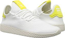 adidas Originals Men's Pw Tennis Hu Running Shoe, Chalk Whit