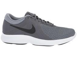 Nike Men's Revolution 4 Running Shoes 908988 010 Dark Grey/B