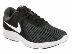 Nike Men's Revolution 4 Running Shoes AA7402 001 Black White