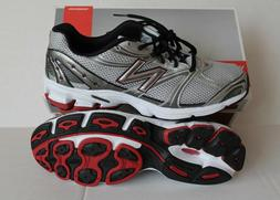 Men's New Balance Running Shoes in Silver/Red  w/ BOX