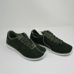 Champion Men's Size 8.5 Focus 4 Shoes Olive Sneakers Running