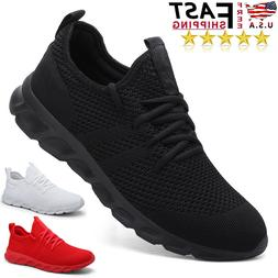 Men's Sneakers Fashion Casual Athletic Running Jogging Tenni