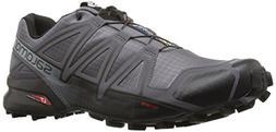Salomon Men's Speedcross 4 Trail Runner, Dark Cloud, 10 M US