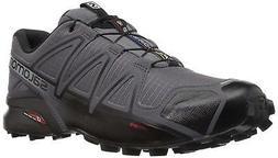 Salomon Men's Speedcross 4 Trail Running Shoe, Dark Cloud, 1