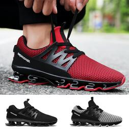 Men's Sports Athletic Shoes Outdoor Running Sneakers Breatha