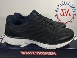 FILA Men's Startup Memory Foam Sneaker/Running Shoes ~ Black