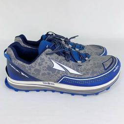 Altra Men's TIMP Trail Running Shoe AFM1757F-1 Blue Gray Siz