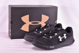 Men's  Under Armour Toccoa Running Shoes Gray/Black