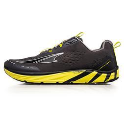 Men's Altra Torin 4 Running Shoes - Gray/Lime