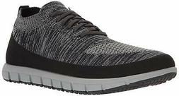 Altra Men's Vali Lace-Up Athletic Running Shoes Black/Grey