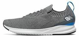 New Balance Men's Vizo Pro Run Knit Shoes Grey