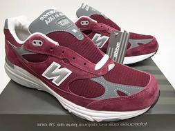 New Balance Men's Women's Classic 993 Running Cross Fit Shoe