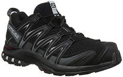 Salomon Men's XA PRO 3D Trail Running Shoe, Black, 12 Wide U