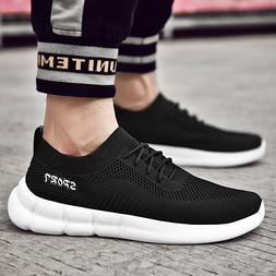 Men Sneakers Outdoor Sports Running Shoes Casual Breathable