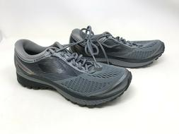 Mens Brooks  GHOST 10 Gray/Charcoal Running Shoes