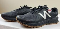 New Balance Mens 8 Kaymin Trail Running Shoes Black Extra Wi