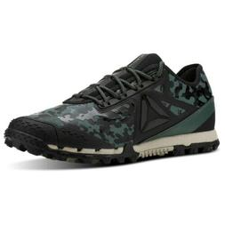 Reebok Mens All Terrain Super 3.0 Stealth Running Shoes Gree