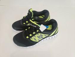 Champion Men's  Black Green Running Shoe SNEAKERS SIZE 11