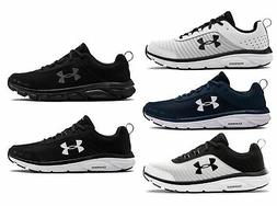 Under Armour Mens Charged Assert 8 Running Shoe Sneaker - Pi