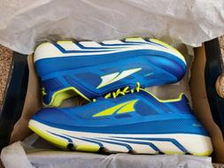 Altra Mens Duo Running Shoes AFM1838F-4-090 Blue Size 9