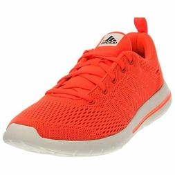Adidas Mens Element Urban Run Orange White Running Shoes SZ1