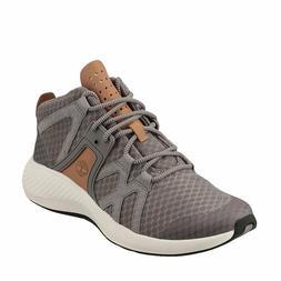 Mens Timberland Flyroam Go FL Chukka Boots Grey Mid Top Snea