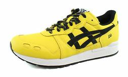 ASICS Mens Gel-Lyte Tai Chi Yellow/Performance Black Running