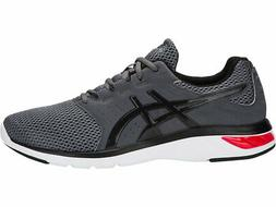ASICS Mens Gel-Moya Running Sneaker Shoes Carbon/Red Size 9.