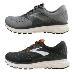 Mens Brooks Glycerin 16 Neutral Cushion Running Shoes Grey N