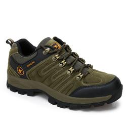 Men's leather Trail Hiking running ankle working track spo