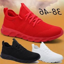 mens lightweight tennis shoes casual running jogging